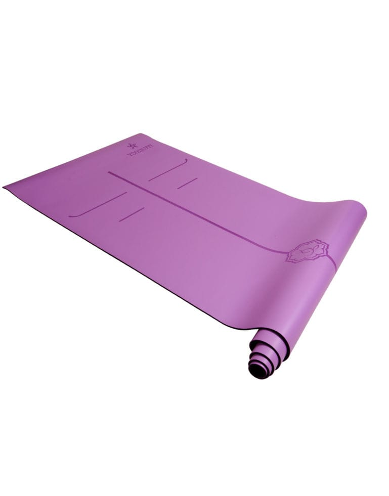 Yogikuti Premium Mat 4mm Purple
