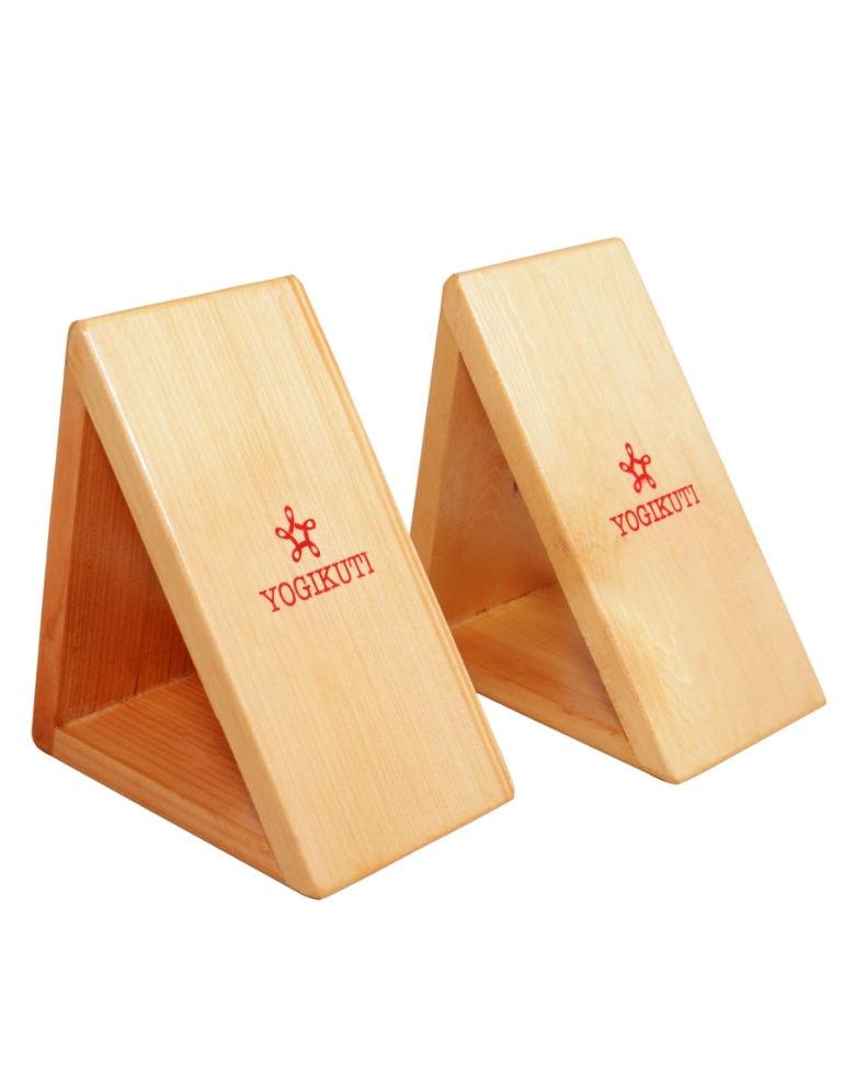 Triangle Yoga Block